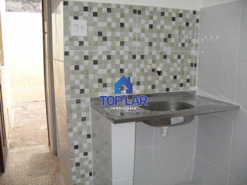 09 - Casa de Vila, residencial, VAZIA, sala, quarto, cozinha, banheiro, quintal com área. (Próx.Praça 2) - HACV10001 - 10