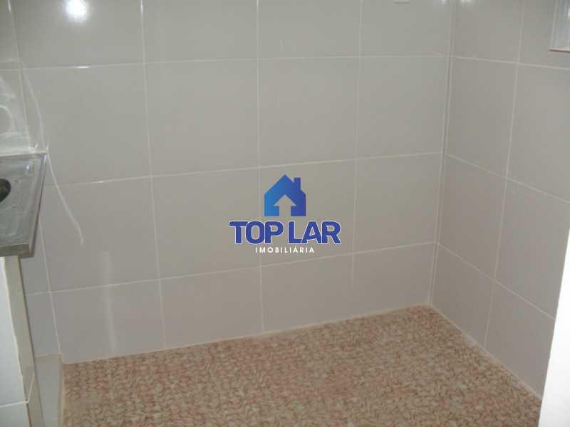 10 - Casa de Vila, residencial, VAZIA, sala, quarto, cozinha, banheiro, quintal com área. (Próx.Praça 2) - HACV10001 - 11