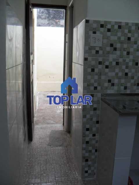 12 - Casa de Vila, residencial, VAZIA, sala, quarto, cozinha, banheiro, quintal com área. (Próx.Praça 2) - HACV10001 - 13
