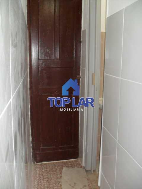 13 - Casa de Vila, residencial, VAZIA, sala, quarto, cozinha, banheiro, quintal com área. (Próx.Praça 2) - HACV10001 - 14