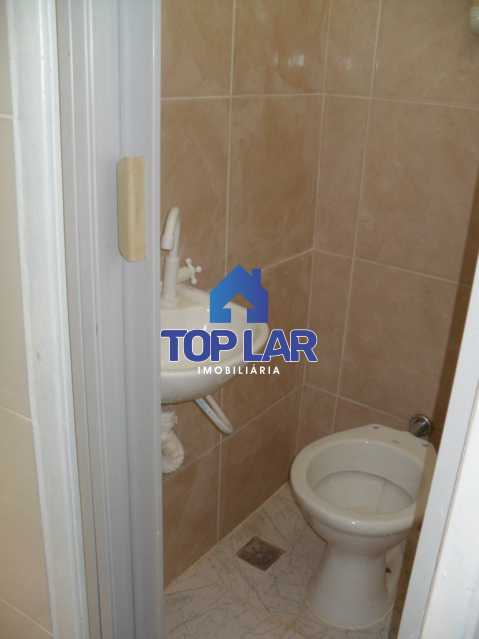 14 - Casa de Vila, residencial, VAZIA, sala, quarto, cozinha, banheiro, quintal com área. (Próx.Praça 2) - HACV10001 - 15