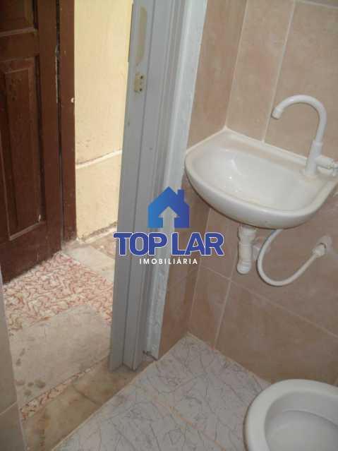 18 - Casa de Vila, residencial, VAZIA, sala, quarto, cozinha, banheiro, quintal com área. (Próx.Praça 2) - HACV10001 - 19