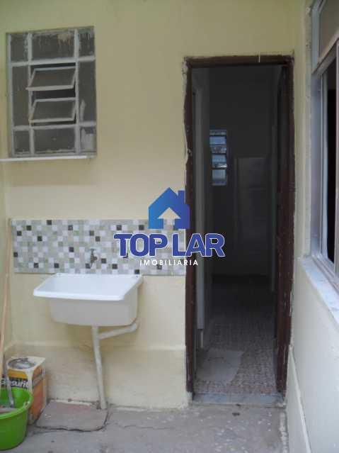 19 - Casa de Vila, residencial, VAZIA, sala, quarto, cozinha, banheiro, quintal com área. (Próx.Praça 2) - HACV10001 - 20