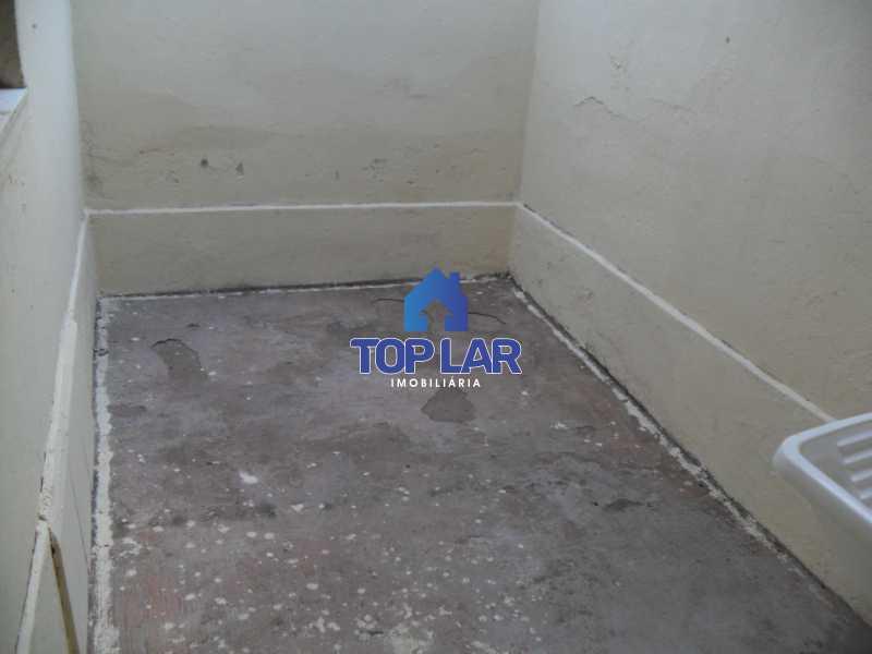 20 - Casa de Vila, residencial, VAZIA, sala, quarto, cozinha, banheiro, quintal com área. (Próx.Praça 2) - HACV10001 - 21