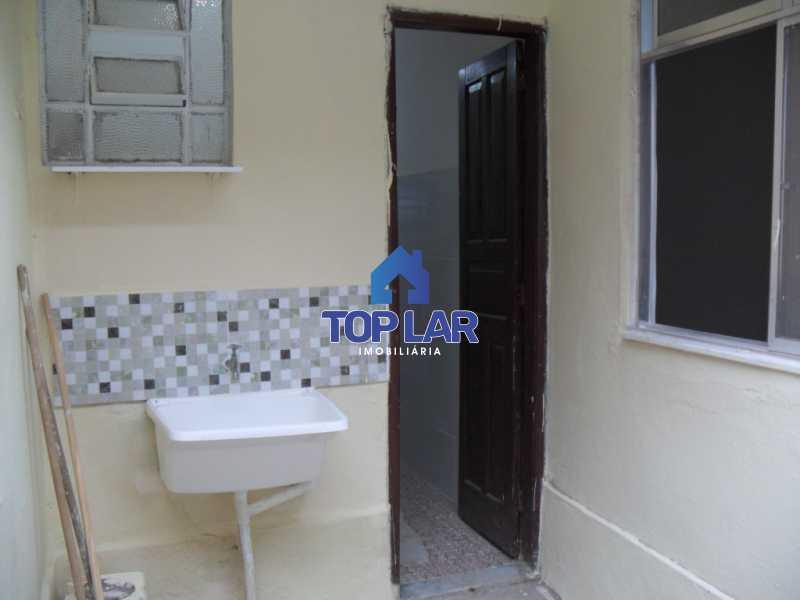 22 - Casa de Vila, residencial, VAZIA, sala, quarto, cozinha, banheiro, quintal com área. (Próx.Praça 2) - HACV10001 - 23