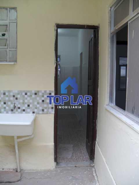 23 - Casa de Vila, residencial, VAZIA, sala, quarto, cozinha, banheiro, quintal com área. (Próx.Praça 2) - HACV10001 - 24