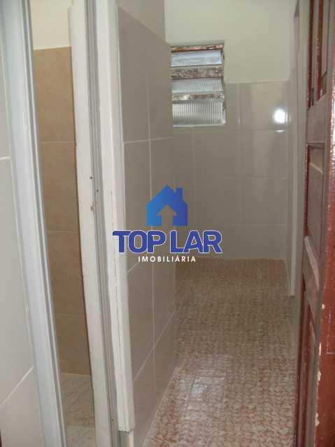 24 - Casa de Vila, residencial, VAZIA, sala, quarto, cozinha, banheiro, quintal com área. (Próx.Praça 2) - HACV10001 - 25