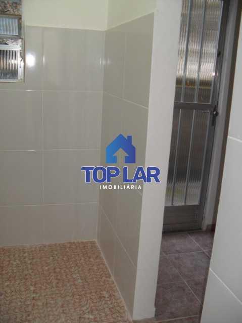 25 - Casa de Vila, residencial, VAZIA, sala, quarto, cozinha, banheiro, quintal com área. (Próx.Praça 2) - HACV10001 - 26
