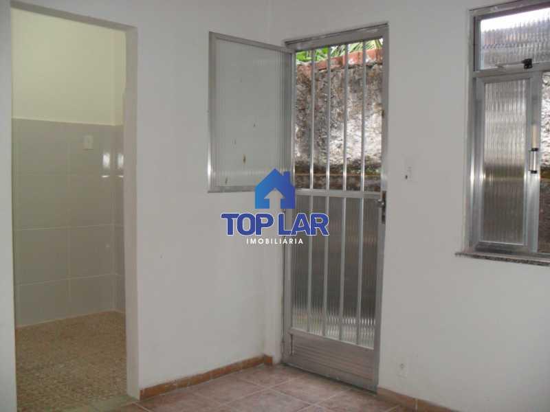 26 - Casa de Vila, residencial, VAZIA, sala, quarto, cozinha, banheiro, quintal com área. (Próx.Praça 2) - HACV10001 - 27