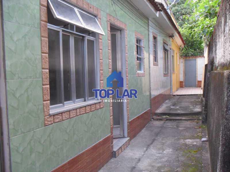 27 - Casa de Vila, residencial, VAZIA, sala, quarto, cozinha, banheiro, quintal com área. (Próx.Praça 2) - HACV10001 - 28