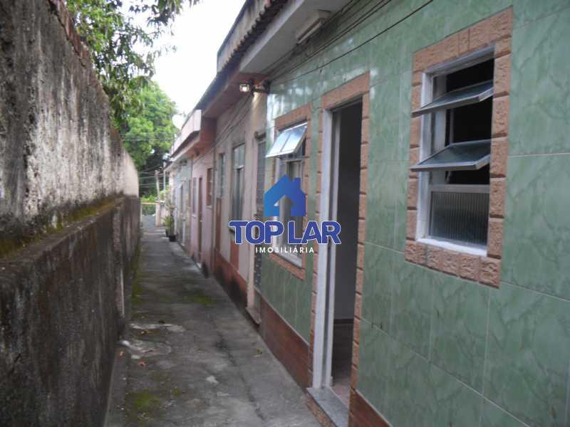 28 - Casa de Vila, residencial, VAZIA, sala, quarto, cozinha, banheiro, quintal com área. (Próx.Praça 2) - HACV10001 - 29