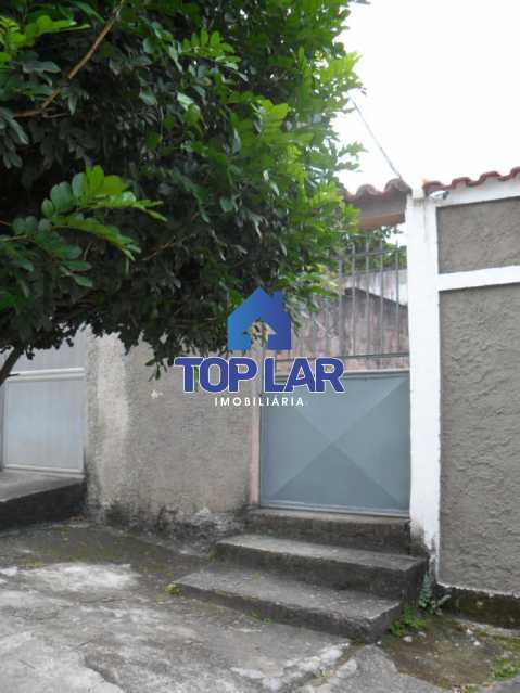 29 - Casa de Vila, residencial, VAZIA, sala, quarto, cozinha, banheiro, quintal com área. (Próx.Praça 2) - HACV10001 - 30
