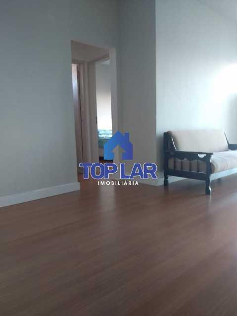 5 - Apartamento 2 quartos, dep. empregada, ampla sala e juntinho a Rua Oliveira Belo. - HAAP20064 - 6