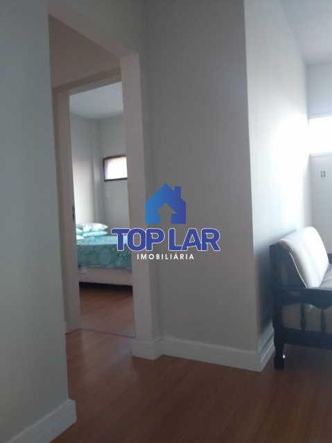 6 - Apartamento 2 quartos, dep. empregada, ampla sala e juntinho a Rua Oliveira Belo. - HAAP20064 - 7