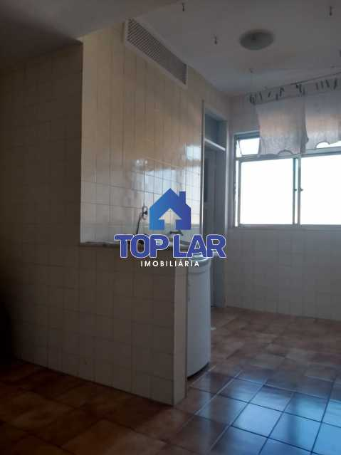 21 - Apartamento 2 quartos, dep. empregada, ampla sala e juntinho a Rua Oliveira Belo. - HAAP20064 - 23