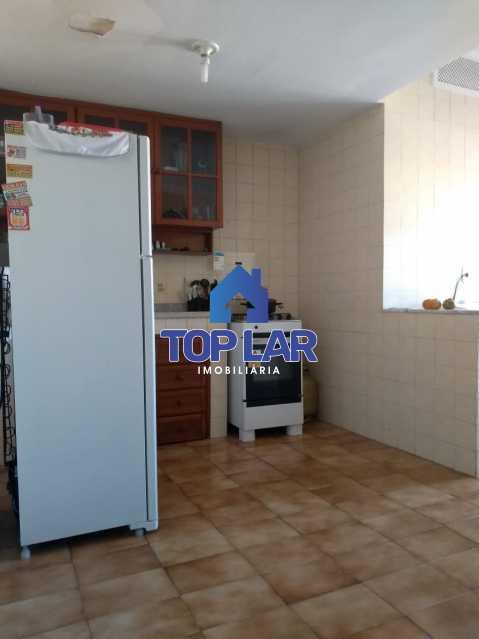 20 - Apartamento 2 quartos, dep. empregada, ampla sala e juntinho a Rua Oliveira Belo. - HAAP20064 - 22