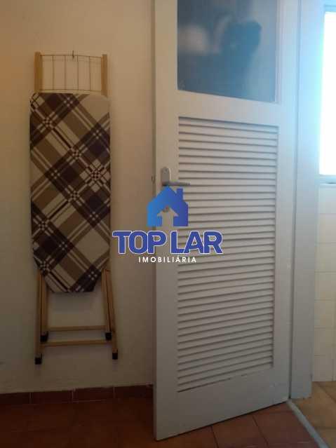 16 - Apartamento 2 quartos, dep. empregada, ampla sala e juntinho a Rua Oliveira Belo. - HAAP20064 - 18