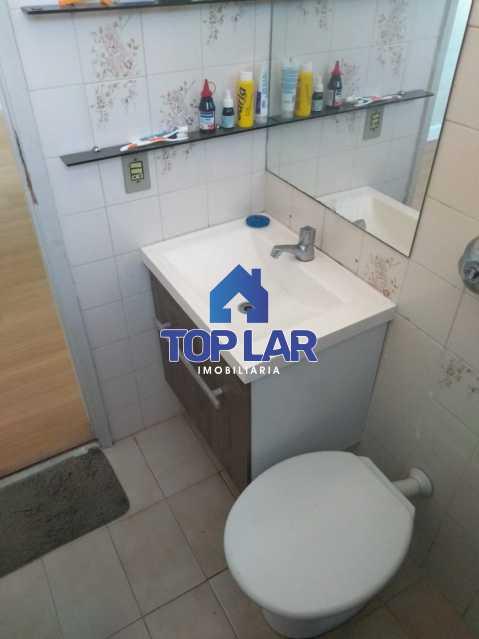 14 - Apartamento 2 quartos, dep. empregada, ampla sala e juntinho a Rua Oliveira Belo. - HAAP20064 - 15