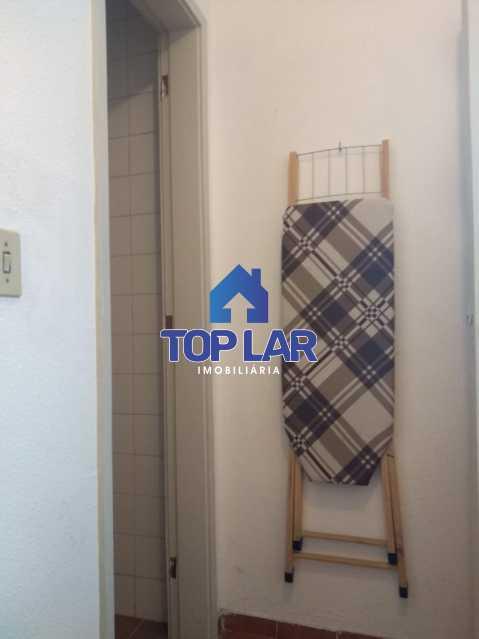 17 - Apartamento 2 quartos, dep. empregada, ampla sala e juntinho a Rua Oliveira Belo. - HAAP20064 - 19