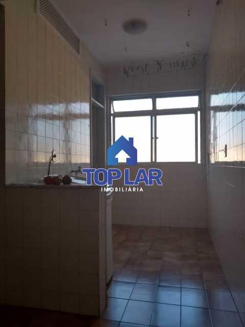 22 - Apartamento 2 quartos, dep. empregada, ampla sala e juntinho a Rua Oliveira Belo. - HAAP20064 - 24
