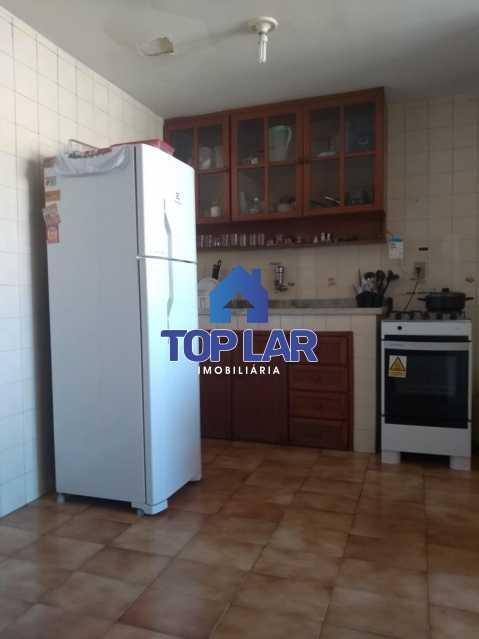 18 - Apartamento 2 quartos, dep. empregada, ampla sala e juntinho a Rua Oliveira Belo. - HAAP20064 - 20