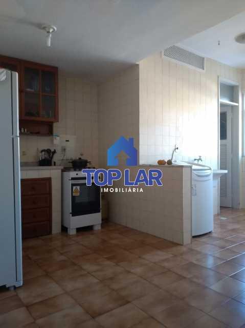 19 - Apartamento 2 quartos, dep. empregada, ampla sala e juntinho a Rua Oliveira Belo. - HAAP20064 - 21