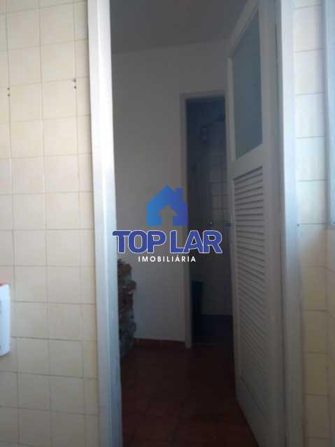 15 - Apartamento 2 quartos, dep. empregada, ampla sala e juntinho a Rua Oliveira Belo. - HAAP20064 - 17