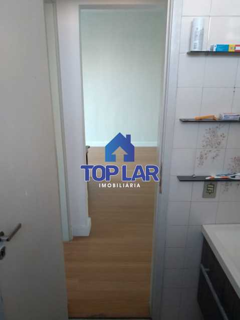 12 - Apartamento 2 quartos, dep. empregada, ampla sala e juntinho a Rua Oliveira Belo. - HAAP20064 - 13