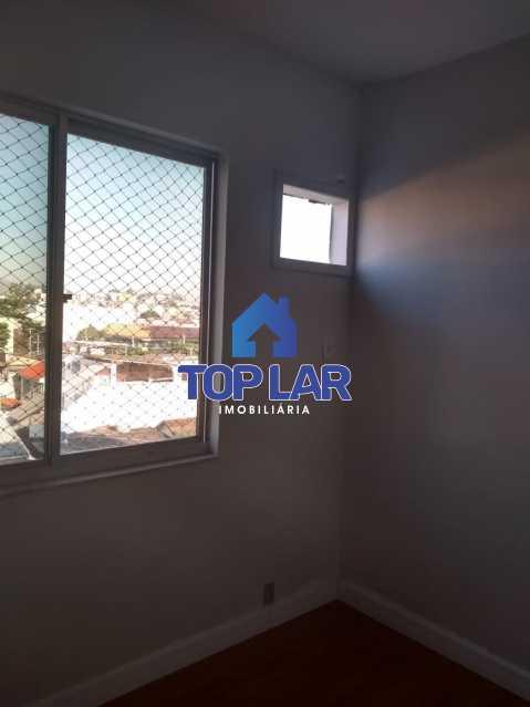 10 - Apartamento 2 quartos, dep. empregada, ampla sala e juntinho a Rua Oliveira Belo. - HAAP20064 - 11