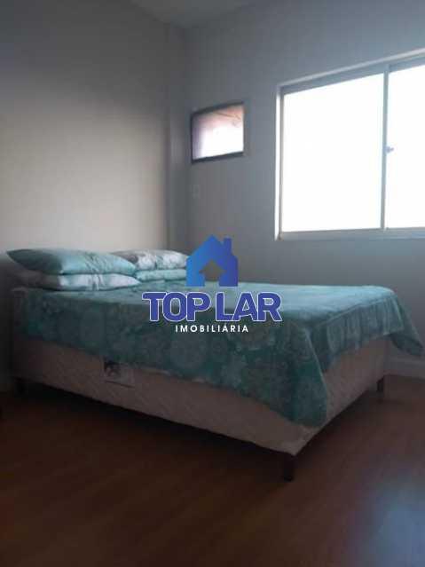 8 - Apartamento 2 quartos, dep. empregada, ampla sala e juntinho a Rua Oliveira Belo. - HAAP20064 - 9
