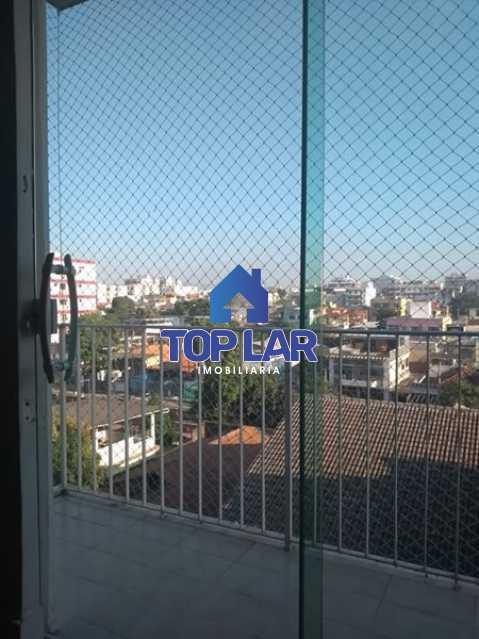 2 - Apartamento 2 quartos, dep. empregada, ampla sala e juntinho a Rua Oliveira Belo. - HAAP20064 - 3