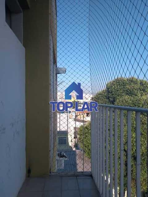 1 - Apartamento 2 quartos, dep. empregada, ampla sala e juntinho a Rua Oliveira Belo. - HAAP20064 - 1