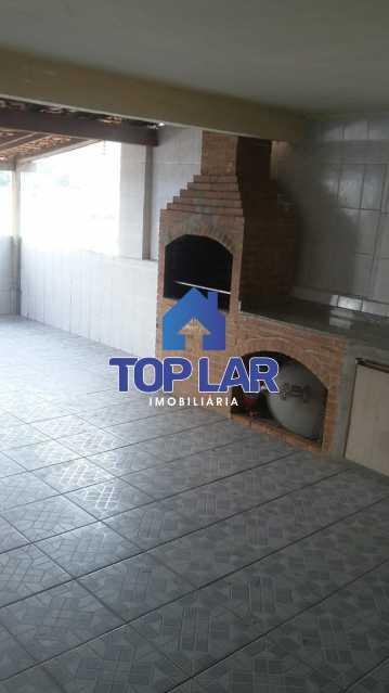 IMG-20181203-WA0082 - Apto fundos, 3 lances escada, sala, 02 qtos, cozinha jto com área, banh.soc. ( Próx. Estação BRT - Pça Carmo ) - HAAP20067 - 26