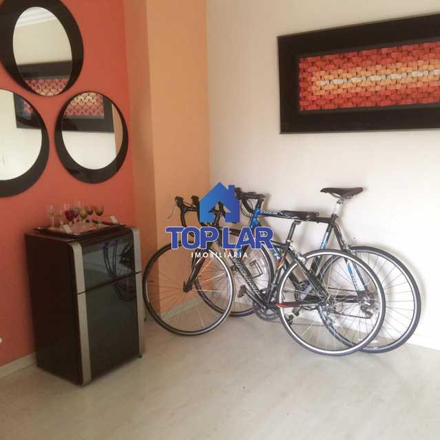 11 - Excelente apartamento de 3 quartos em condomínio com toda infraestrutura. - HAAP30011 - 12