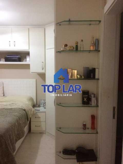 14 - Excelente apartamento de 3 quartos em condomínio com toda infraestrutura. - HAAP30011 - 15