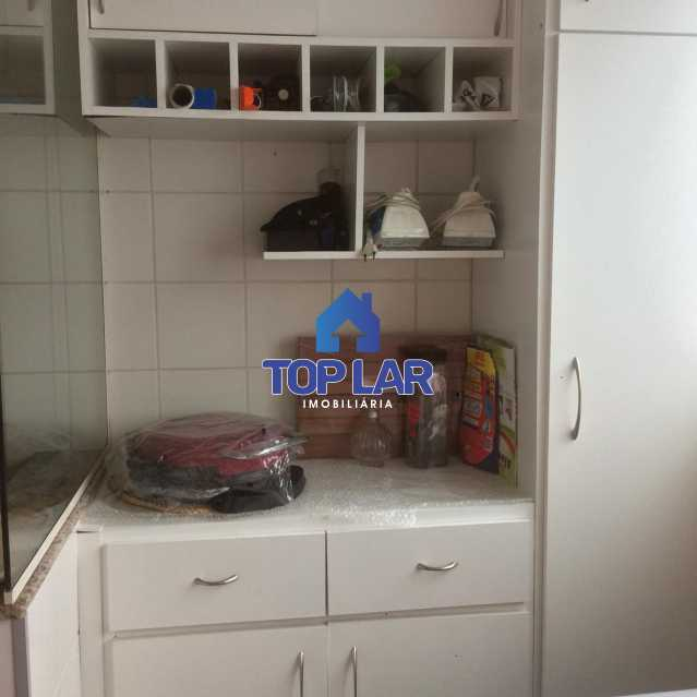 18 - Excelente apartamento de 3 quartos em condomínio com toda infraestrutura. - HAAP30011 - 19