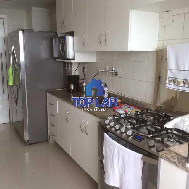21 - Excelente apartamento de 3 quartos em condomínio com toda infraestrutura. - HAAP30011 - 22