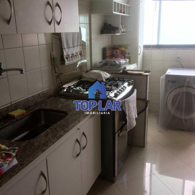 22 - Excelente apartamento de 3 quartos em condomínio com toda infraestrutura. - HAAP30011 - 23