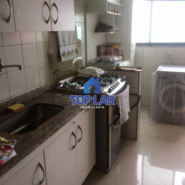 23 - Excelente apartamento de 3 quartos em condomínio com toda infraestrutura. - HAAP30011 - 24