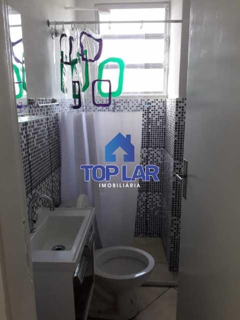 IMG-20180918-WA0071 - Excelente apartamento 1 quarto próximo shopping Jardim Guadalupe. - HAAP10009 - 11