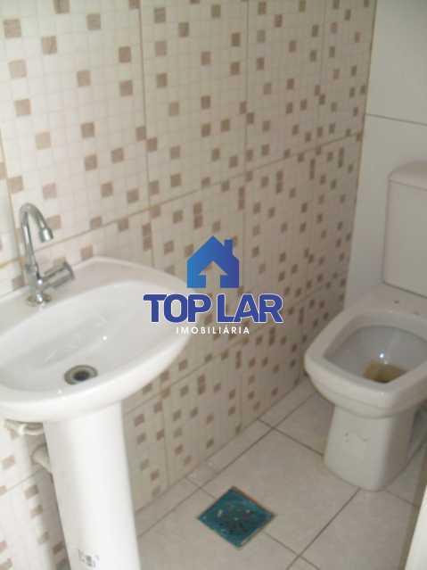 12 - Casa geminada duplex (sl, lavabo, coz., área, gar - baixo) e (2qtos com vrdas, bh.soc.- cima) VAZIA. (Próx.Metrô Irajá) - HACA20006 - 13