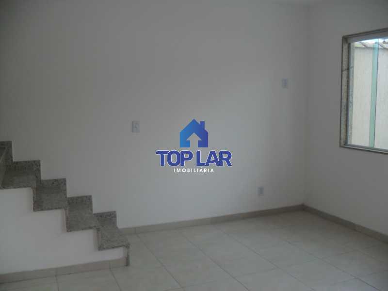 14 - Casa geminada duplex (sl, lavabo, coz., área, gar - baixo) e (2qtos com vrdas, bh.soc.- cima) VAZIA. (Próx.Metrô Irajá) - HACA20006 - 15