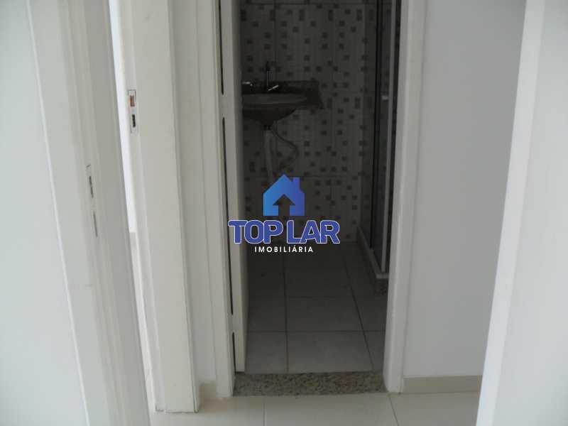 26 - Casa geminada duplex (sl, lavabo, coz., área, gar - baixo) e (2qtos com vrdas, bh.soc.- cima) VAZIA. (Próx.Metrô Irajá) - HACA20006 - 27