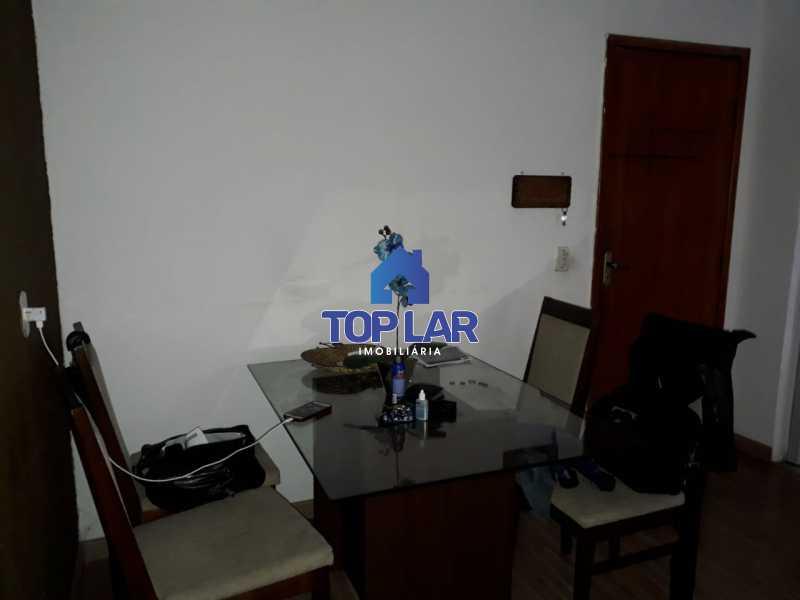 WhatsApp Image 2018-12-19 at 1 - Belo apartamento padrão na Rua do Couto - 2qts, sala, coz, bh, condomínio com Infraestrutura e 1vga de garagem - HAAP20082 - 1
