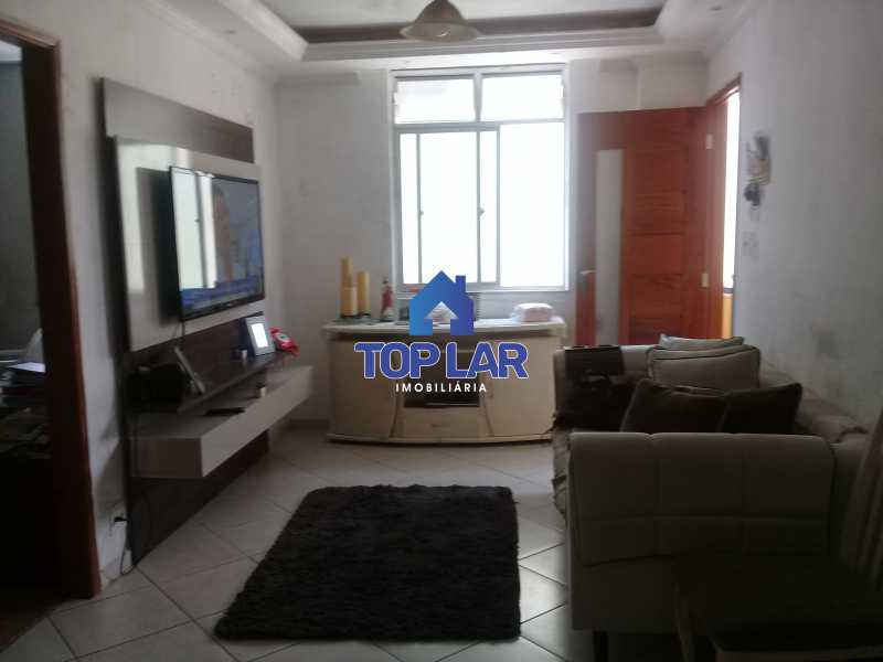 20190123_134800 - Excelente apartamento tipo casa, com terraço, varanda, salão 2 dormitórios, cozinha. - HAAP20090 - 4