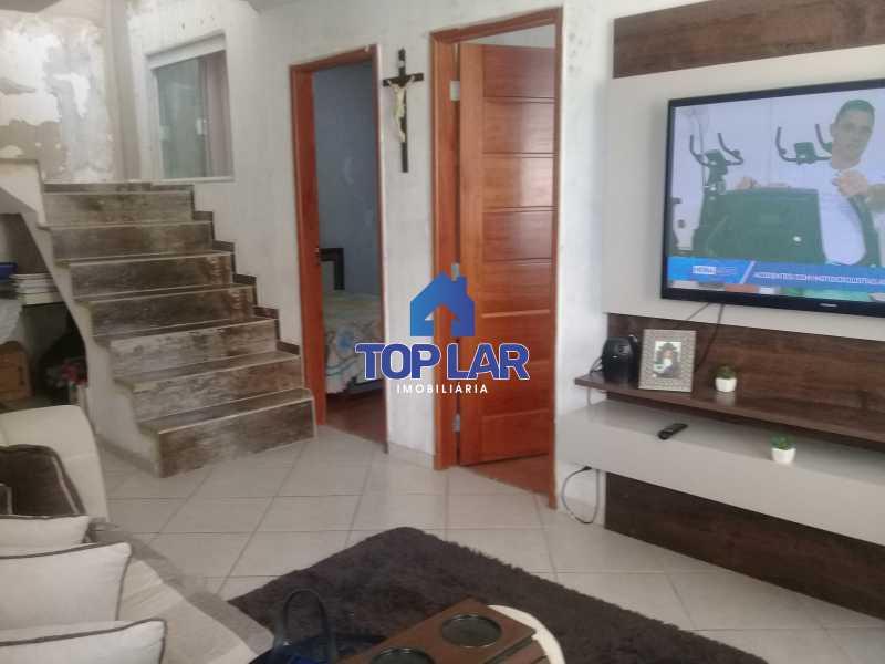 20190123_134817 - Excelente apartamento tipo casa, com terraço, varanda, salão 2 dormitórios, cozinha. - HAAP20090 - 1