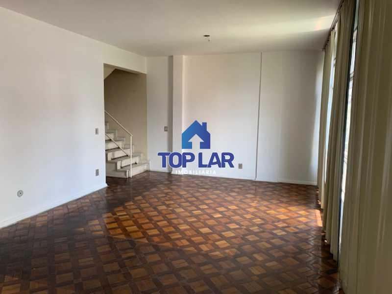 IMG_2232 - Excelente Apartamento Duplex, 3qts, sendo 1 suite, 2 banh e dependência completa, na Tijuca !!!! - HAAP30016 - 10