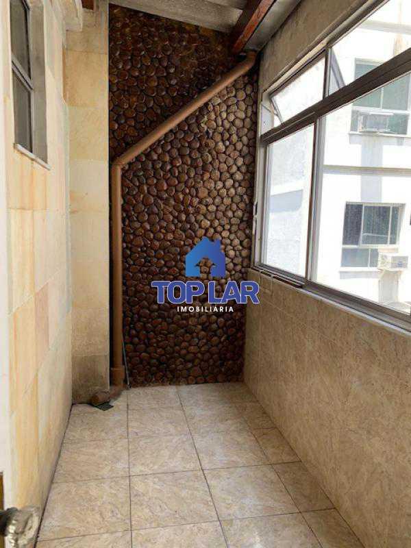 IMG_2253 - Excelente Apartamento Duplex, 3qts, sendo 1 suite, 2 banh e dependência completa, na Tijuca !!!! - HAAP30016 - 24