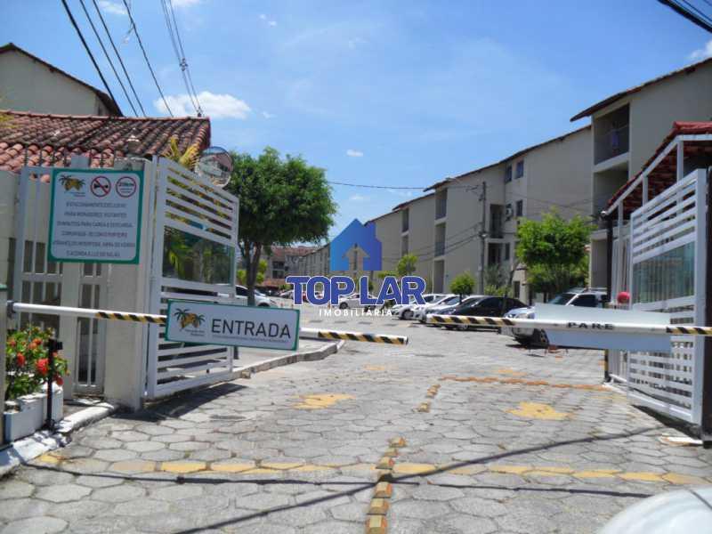001 - Cond.Fech., seg.24hrs, apto VAZIO, fte, sla, 2qtos, coz. com armários, bh.blindex, área, gar. Total infra! (Próx. BRT São Jorge). - HAAP20095 - 1