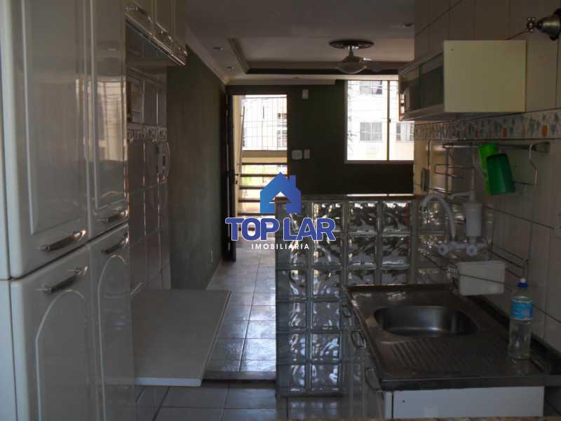021 - Cond.Fech., seg.24hrs, apto VAZIO, fte, sla, 2qtos, coz. com armários, bh.blindex, área, gar. Total infra! (Próx. BRT São Jorge). - HAAP20095 - 22